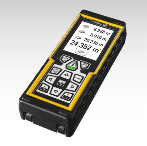 Stabila LD 520 660ft Video Laser Distance Measurer (777234841636)