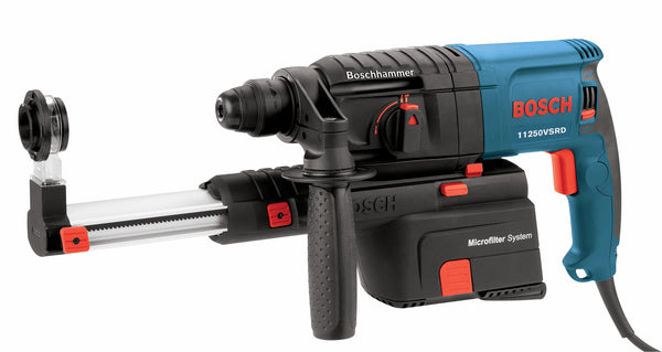 7/8 In. SDS-plus® Bulldog™ Rotary Hammer with Dust Collection (969623175204)