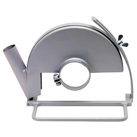 Dust-Extraction Guard for 1974-8 7 In. Angle Grinder