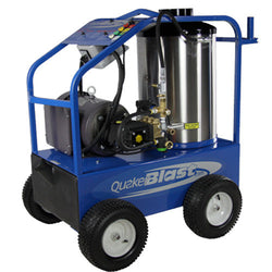 Quaker 3 Hot Water Electric Pressure Washer