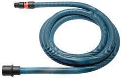 Anti-Static 16.4 Ft., 35 mm Diameter Dust Extractor Hose (969627500580)