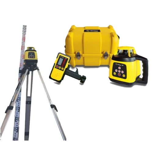 Stabila Site Pro SLR-300H Rotary Laser Package