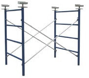 CEO Shoring Steel Frames