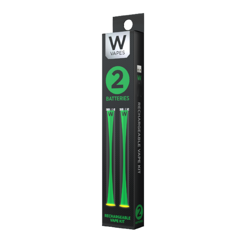 Direct Inhale Battery 2-Pack: Green