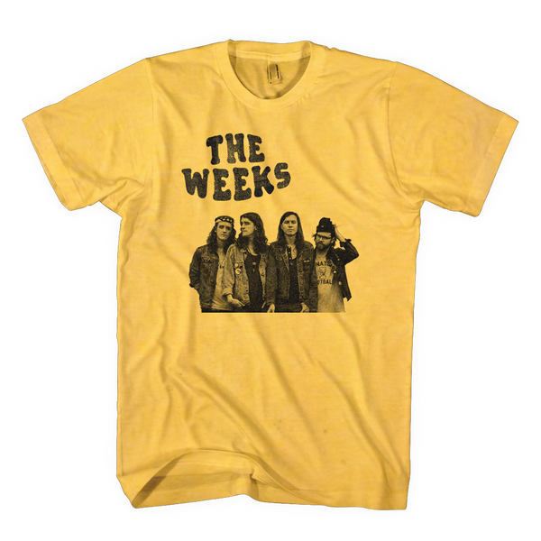 The Weeks - Photo T-Shirt