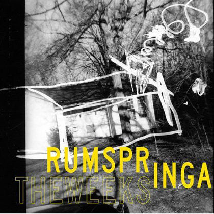 The Weeks - Rumspringa CD