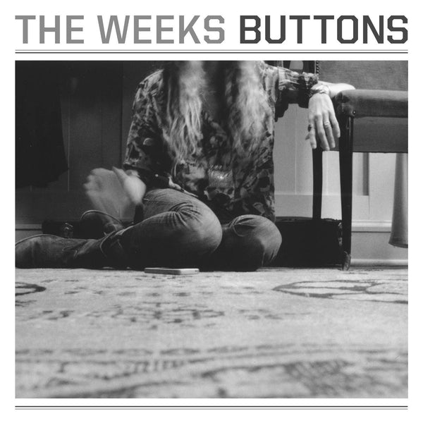 The Weeks - Buttons Vinyl EP