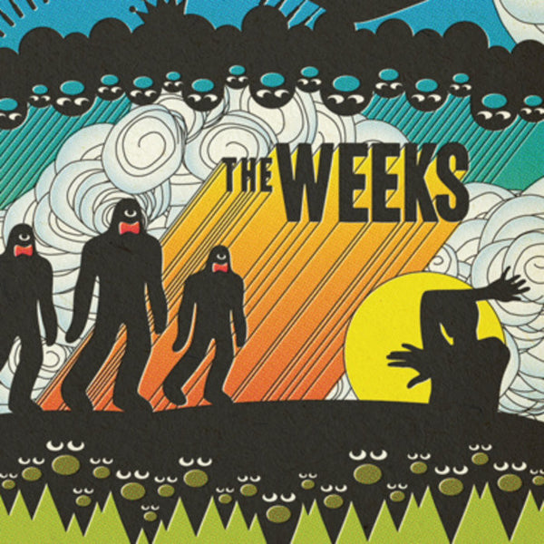 The Weeks - Comeback Cadillac CD