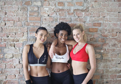 Fit women smiling - Workout Bands
