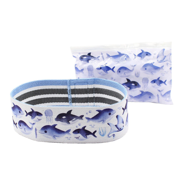Affordable Sea Creature Glute Band