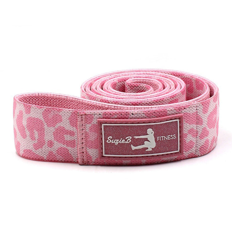 PINK LEOPARD LONG BAND