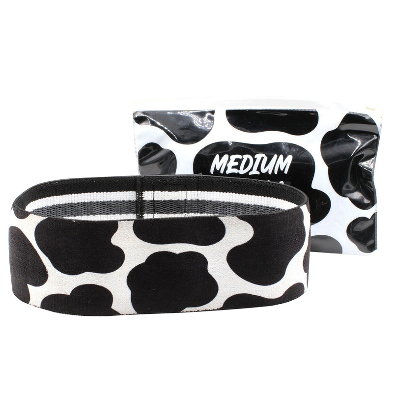COW PRINT GLUTE BAND