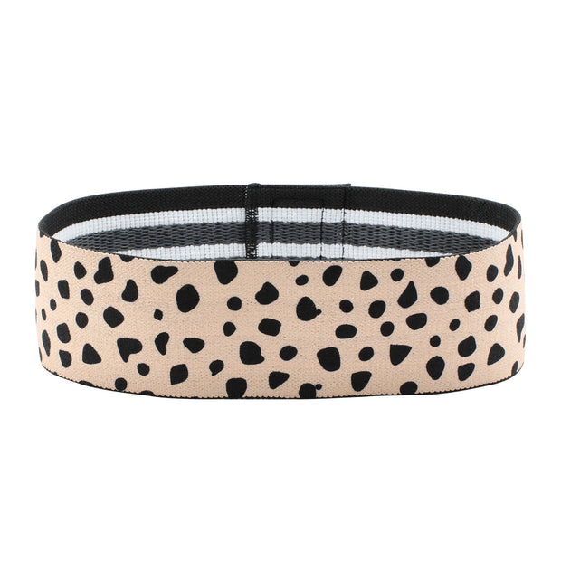 CHEETAH GLUTE BAND