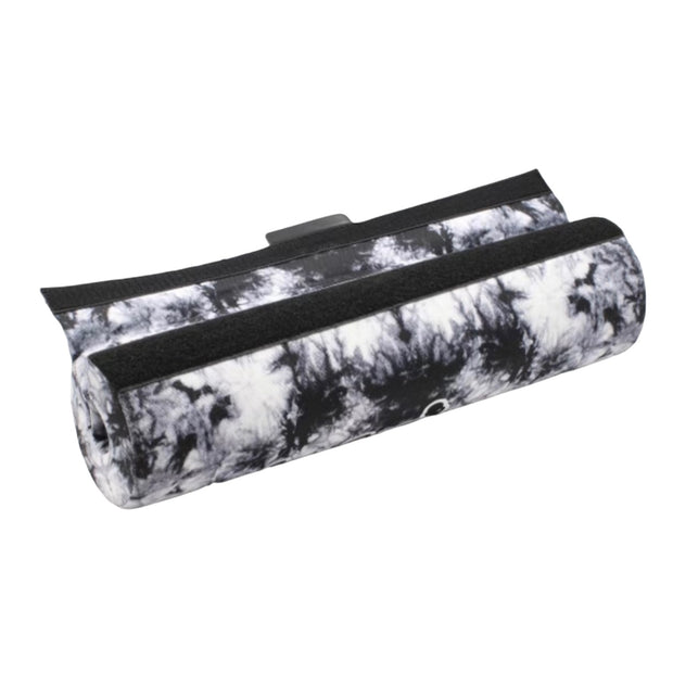 BLACK TIE DYE BAR PAD