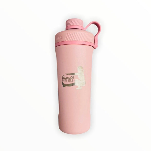 ROSE PINK SHAKER BOTTLE