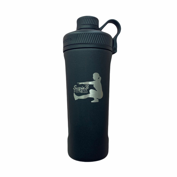 PREMIUM BLACK SHAKER BOTTLE