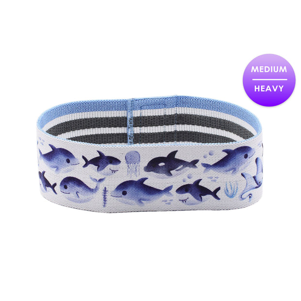 Buy Online Sea Creature Glute Band - SuzieB Fitness