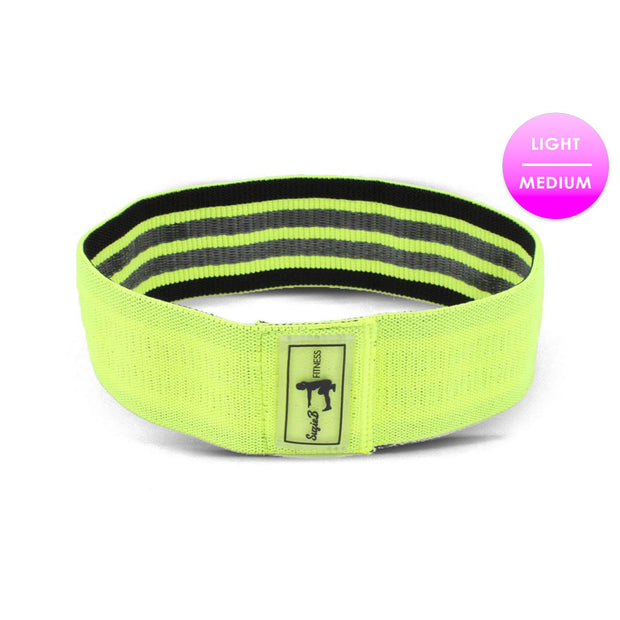 Buy Affordable Neon Volt Band - SuzieB Fitness