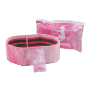 Light Pink Tie Dye Glute Band
