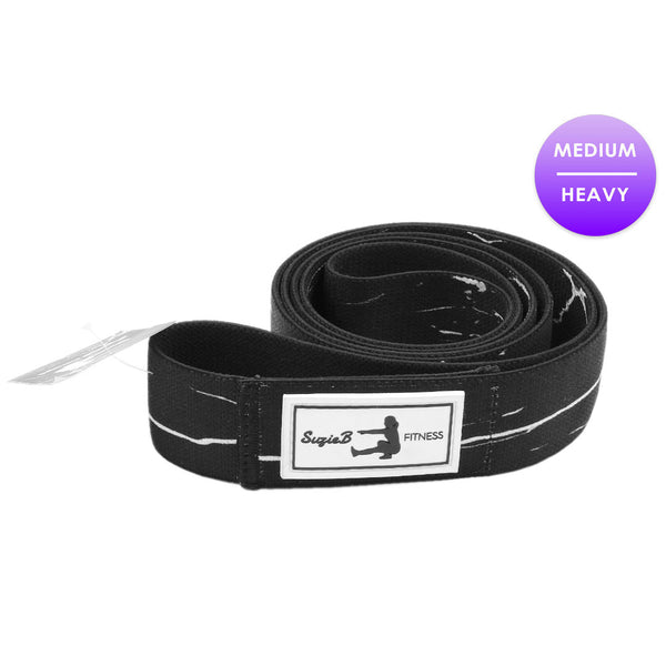 Online Buy Dark Marble Long Band - SuzieB Fitness