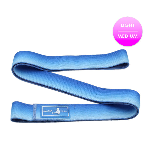 Buy Online Deep Sea Long Band - SuzieB Fitness