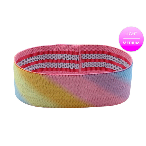 Affordable Rainbow Glute Band Online - SuzieB Fitness