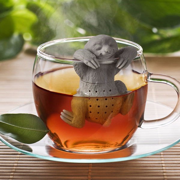 Slick the Sly Sloth Tea Infuser