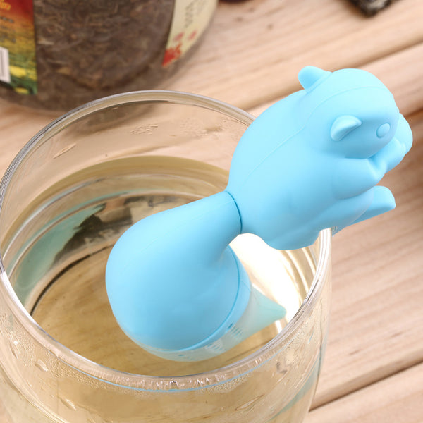 Squatting Squirrel Tea Infuser