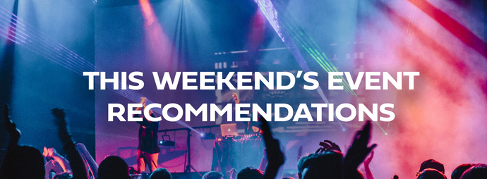 Evermix's Weekend Party Recomendations