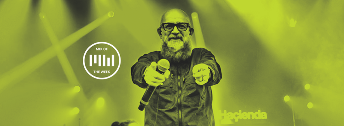 MIX OF THE WEEK: Graeme Park