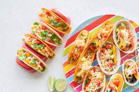 Sweet Chili Lime Tacos