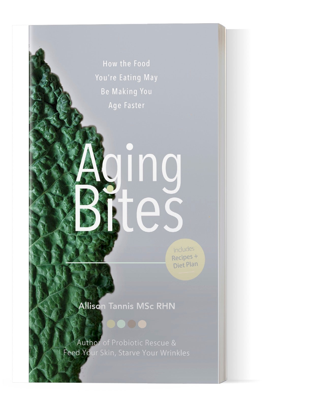 Soft Cover Book - Aging Bites