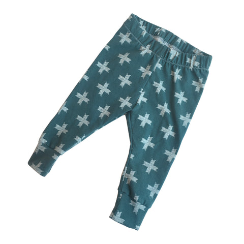 Blue Cross Toddler Leggings