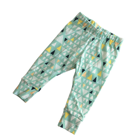 Mint Baby Leggings