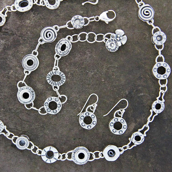 Substantial Element Jewelry Set