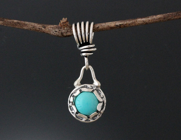 Sterling Silver Turquoise Jewelry Set