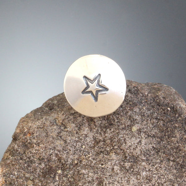 Star Disk Scatter Pin