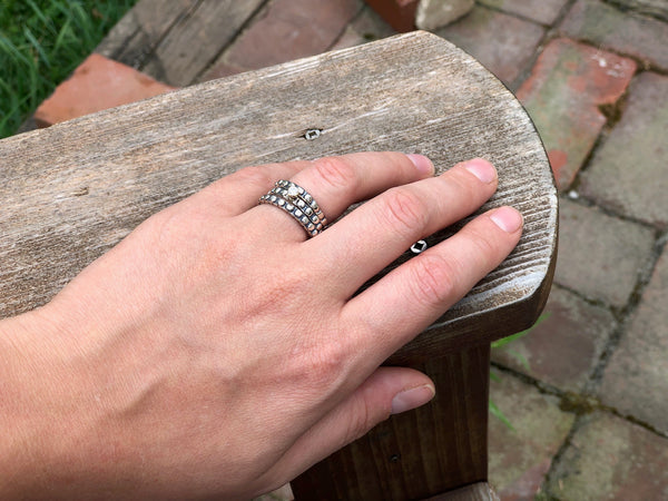 Nordic Stacking Ring