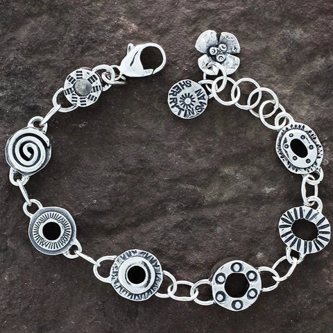 Substantial Element Bracelet