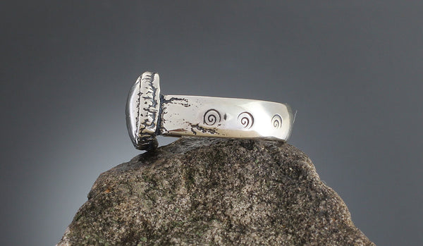 Sterling Silver Dream Ring