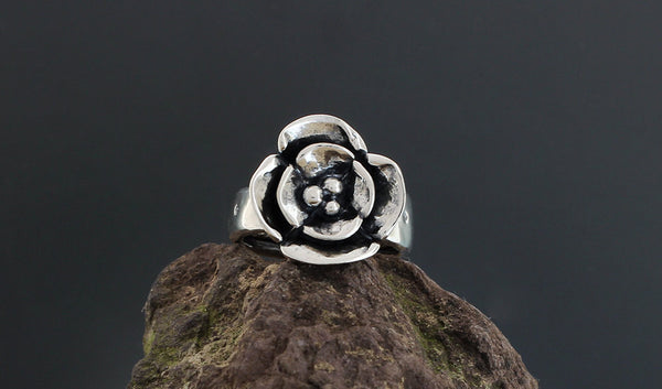 Double Dogwood Flower Ring