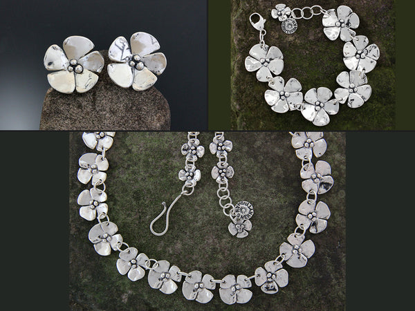 Dogwood Jewelry Set