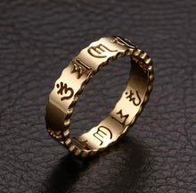 Mantra Thinest Ring