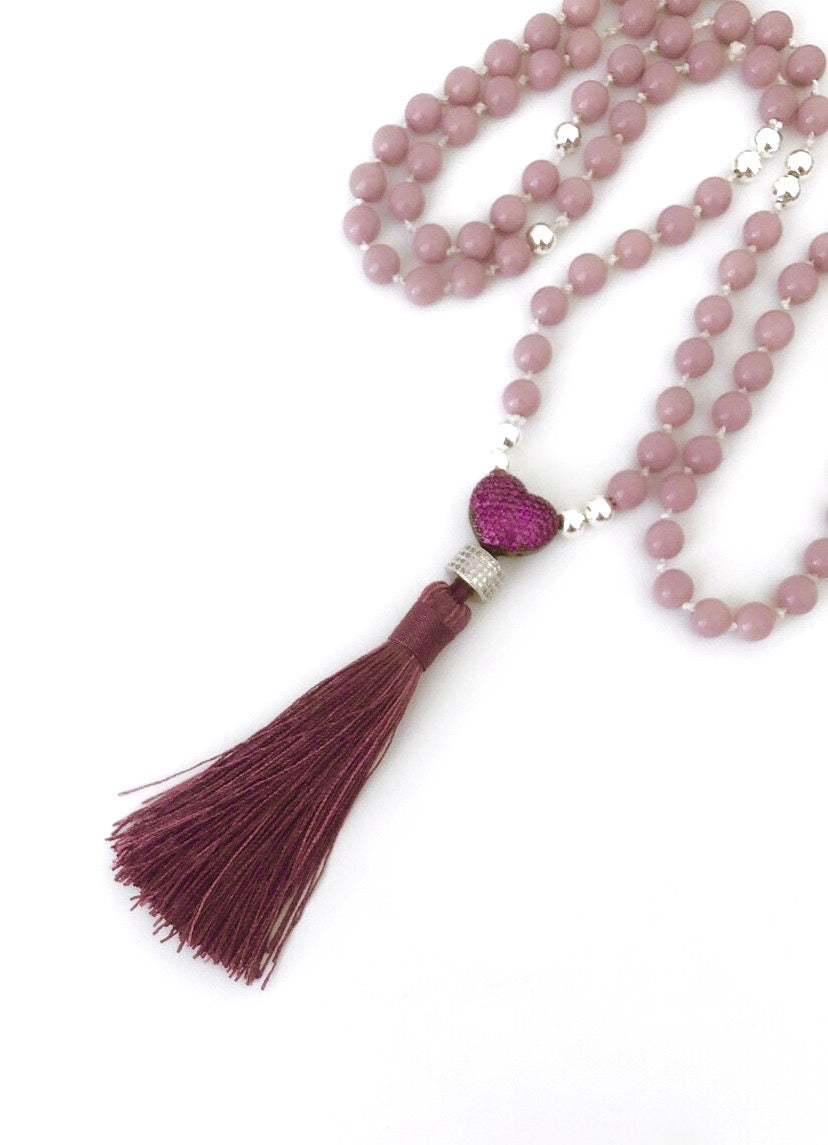 Berry Mala Set