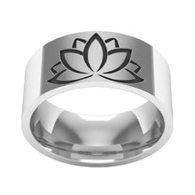 Yoga Lotus Ring (MAH Exclusive)
