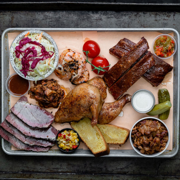 BBQ Plate (Delivered)