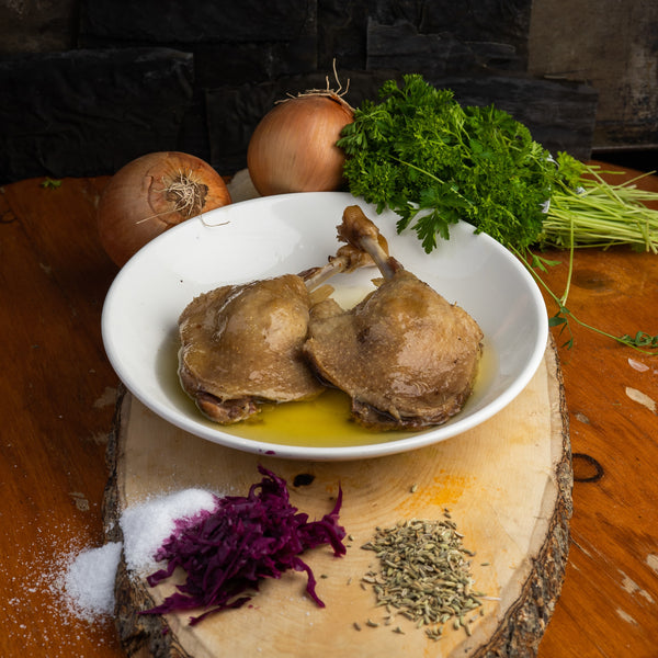 Duck Confit (Delivered)