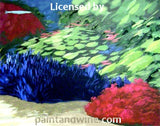 LaBelle FL paint wine canvas class