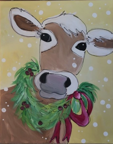 "Thurs, Dec 13, ""Christmas Cow"" 6:30"