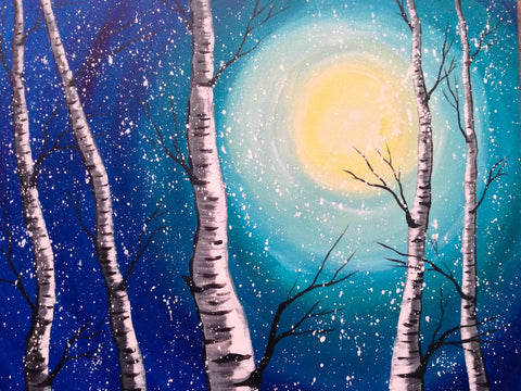 "Sunday Dec 23, 3:30 ""Winter Birch"""